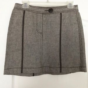 Mexx Tweed Mini Skirt